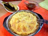 Пюре картофельное со шкварками