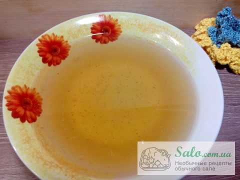 Смалец с прованскими травами или Как приготовить необычный и вкусный смалец.